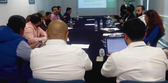 Se realiza Primera Sesión del Comité de Apoyo al Censo de Población y Vivienda 2020