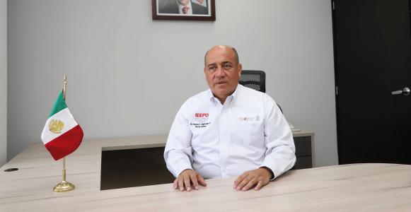 Regreso presencial a clases en Oaxaca será privilegiando la salud y la vida:  Francisco Ángel Villarreal