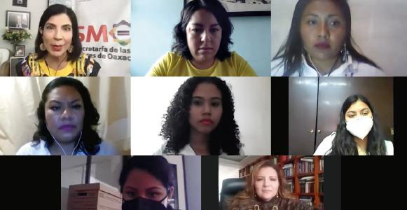 Promotoras Interculturales de la SMO exponen impacto en comunidades y retos con mujeres indígenas y afromexicanas