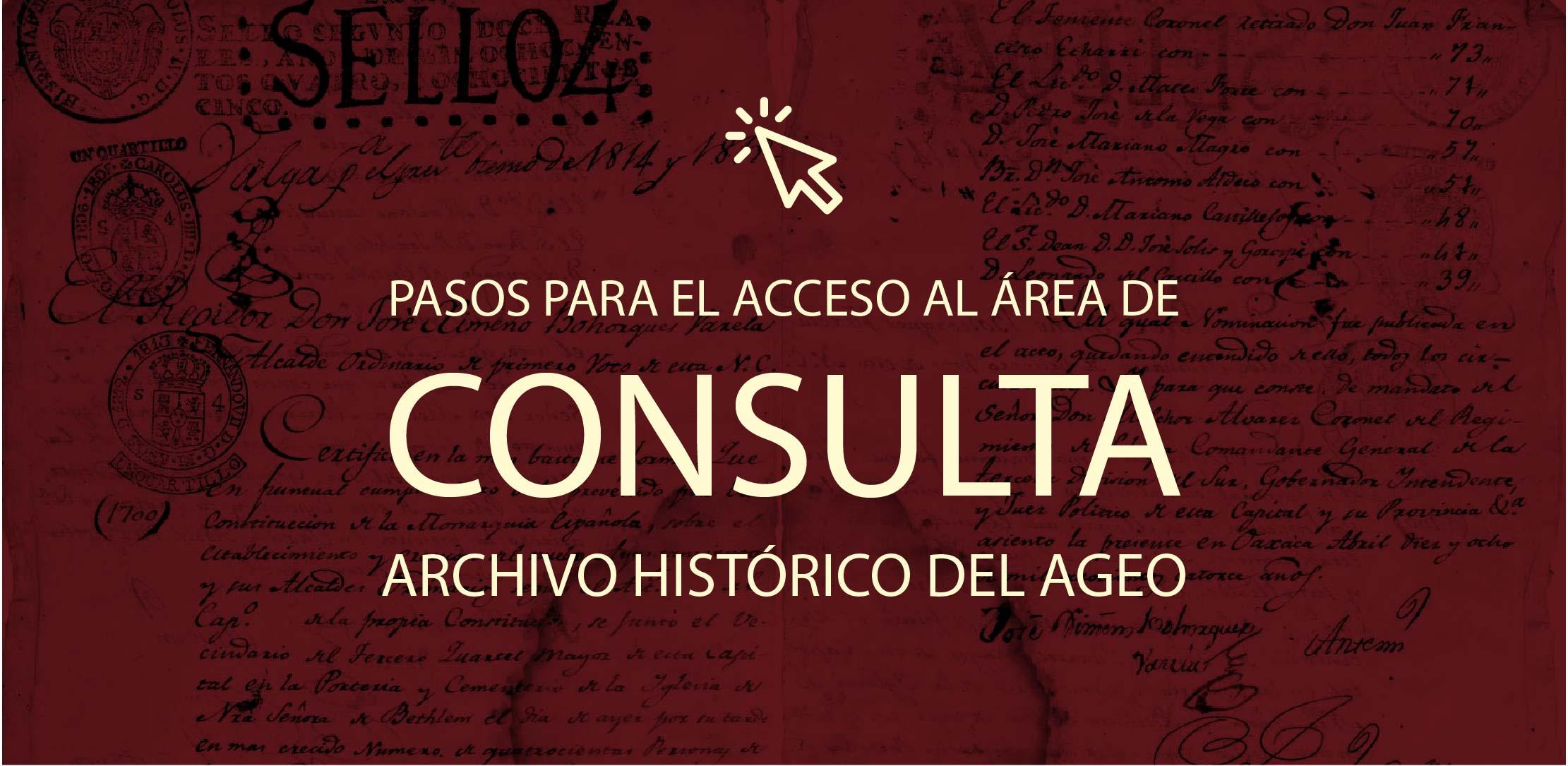 Consulta Archivo Historico