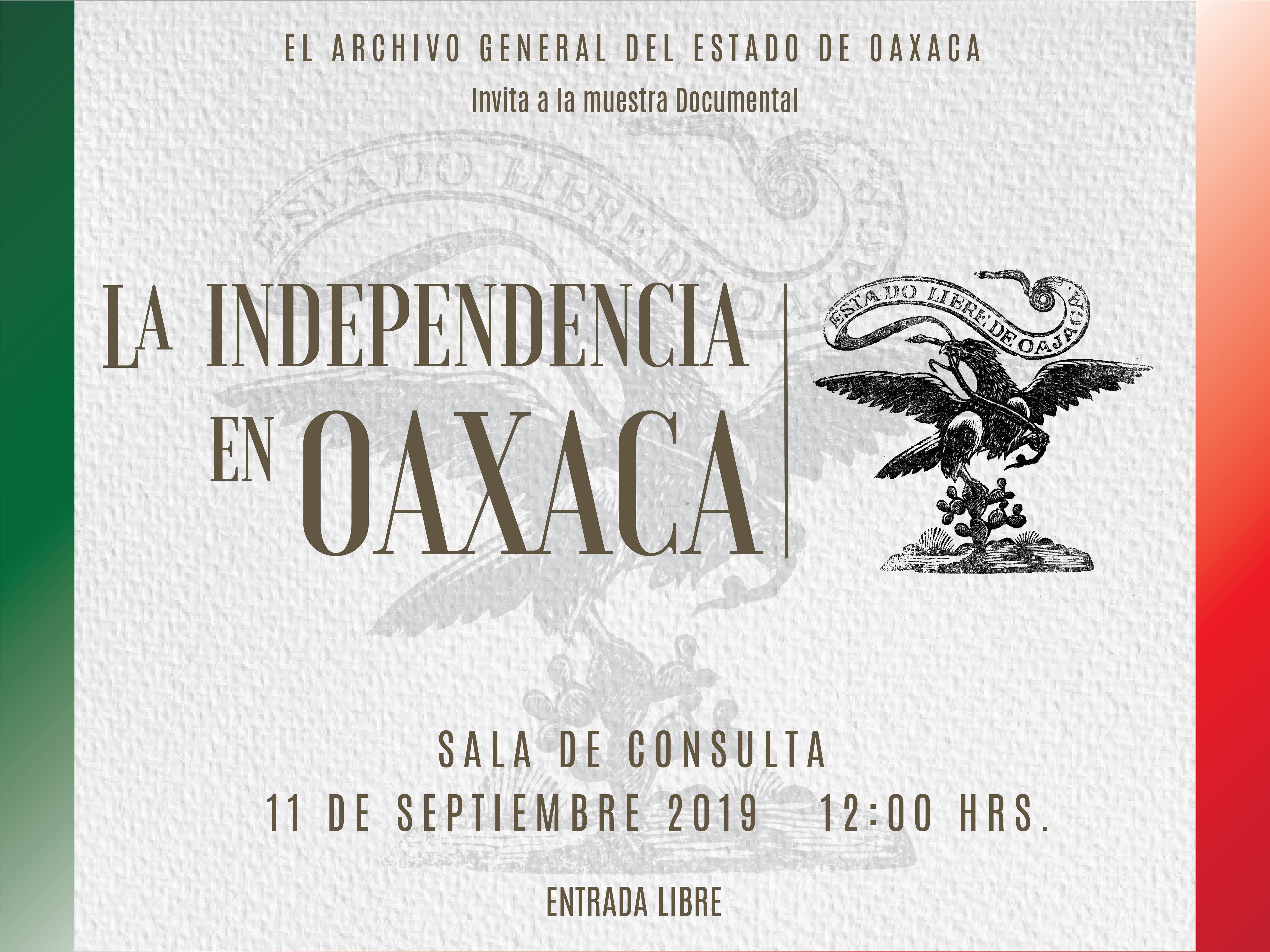 La Independencia en Oaxaca