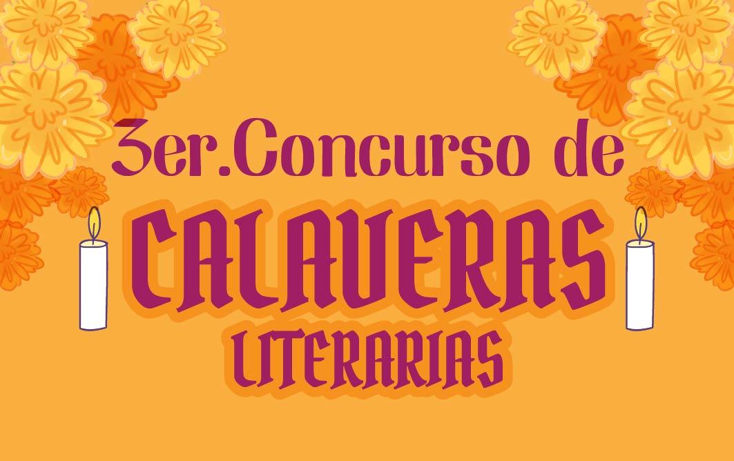 3er. Concurso de Calaveras Literarias AGEO 2019