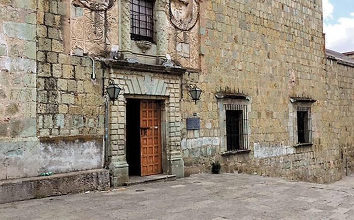 Escuela Correccional de Artes y Oficios del Estado de Oaxaca.