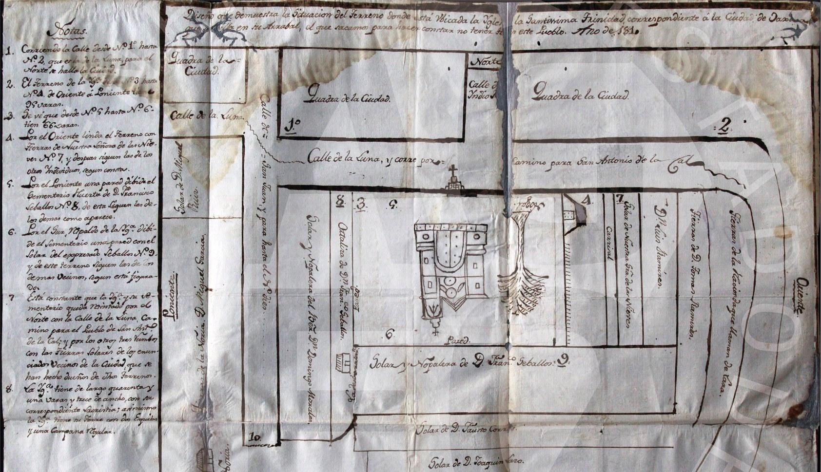 Títulos primordiales y composiciones de tierras