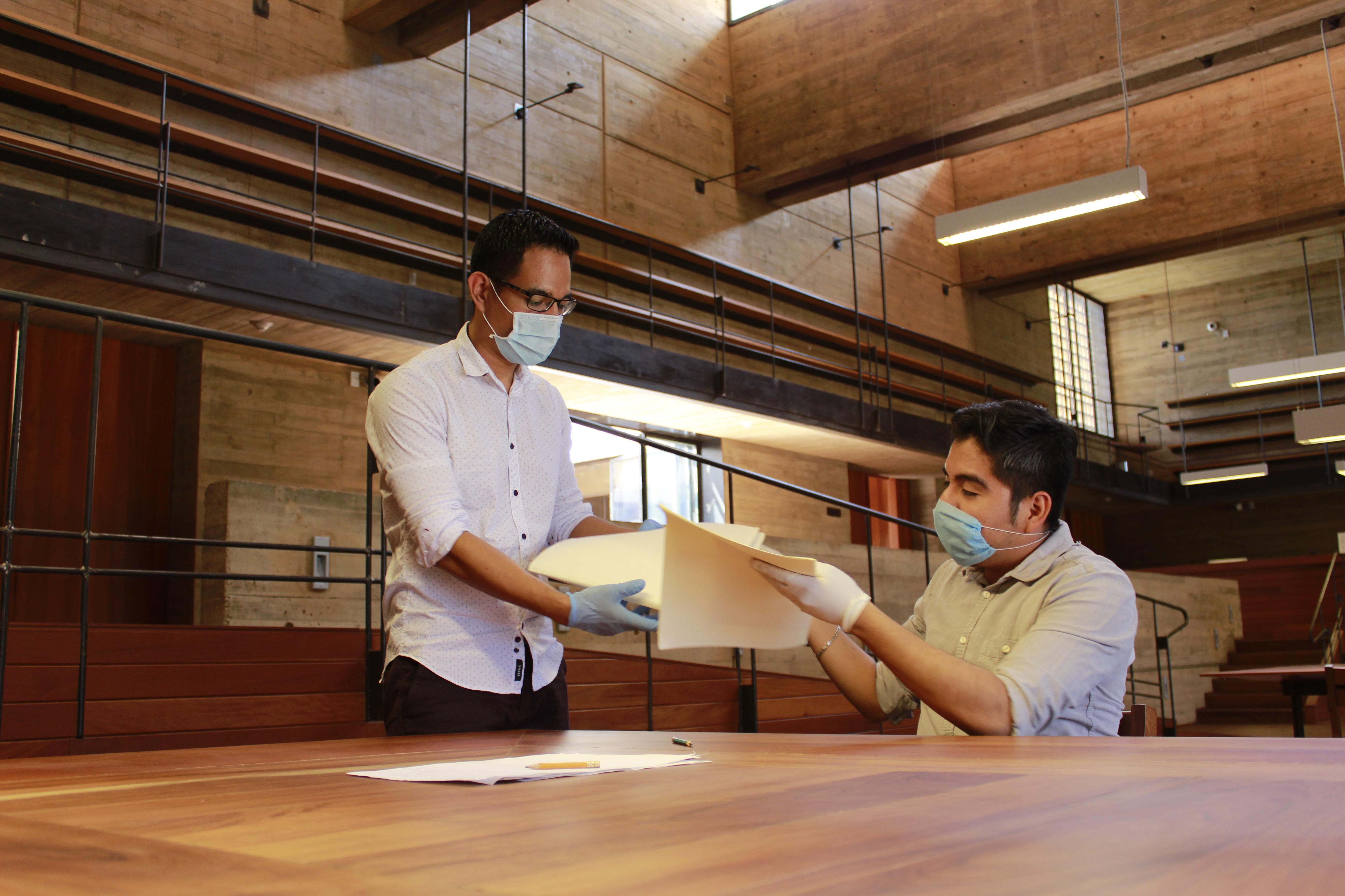 Trabajadores AGEO - Clasificación 2