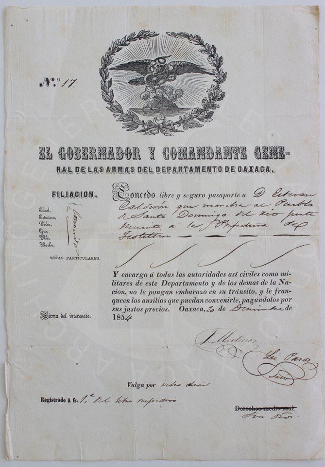Instrucción militar en Oaxaca en el siglo XIX