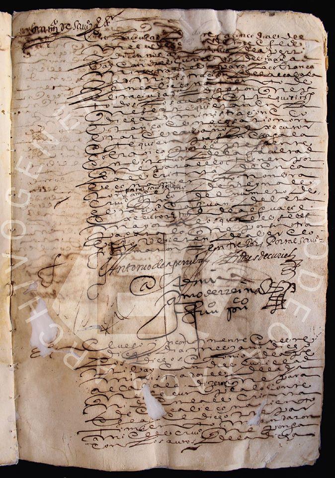 La escritura a través del tiempo