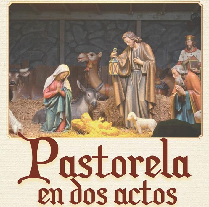Pastorela en dos actos, de José Joaquín Fernández de Lizardi.