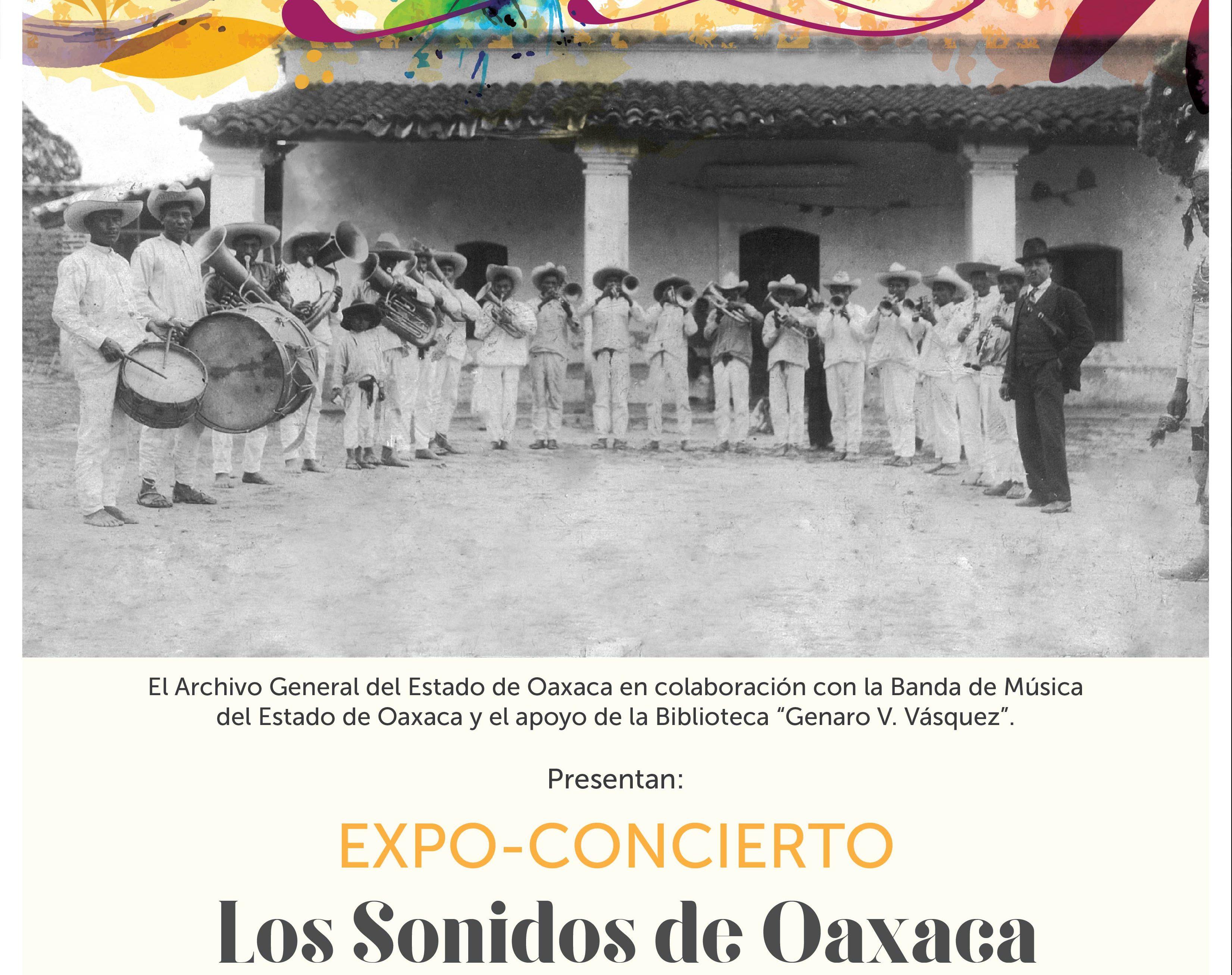 Los Sonidos de Oaxaca en el Archivo