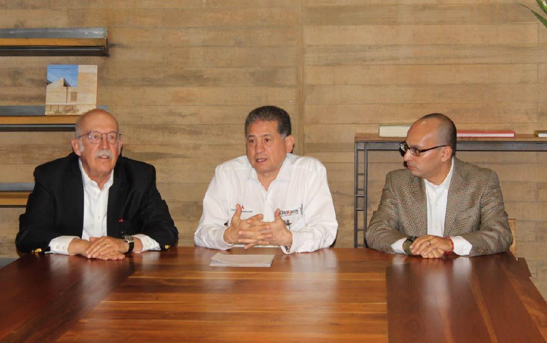 Asume nuevo director del AGEO, institución que preserva memoria histórica de Oaxaca