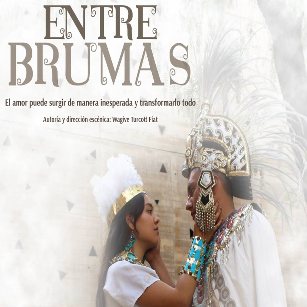 """""""Entre brumas"""" Obra de Teatro histórico"""