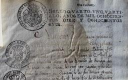 Alcabalas y el Real derecho de pulques en Oaxaca.