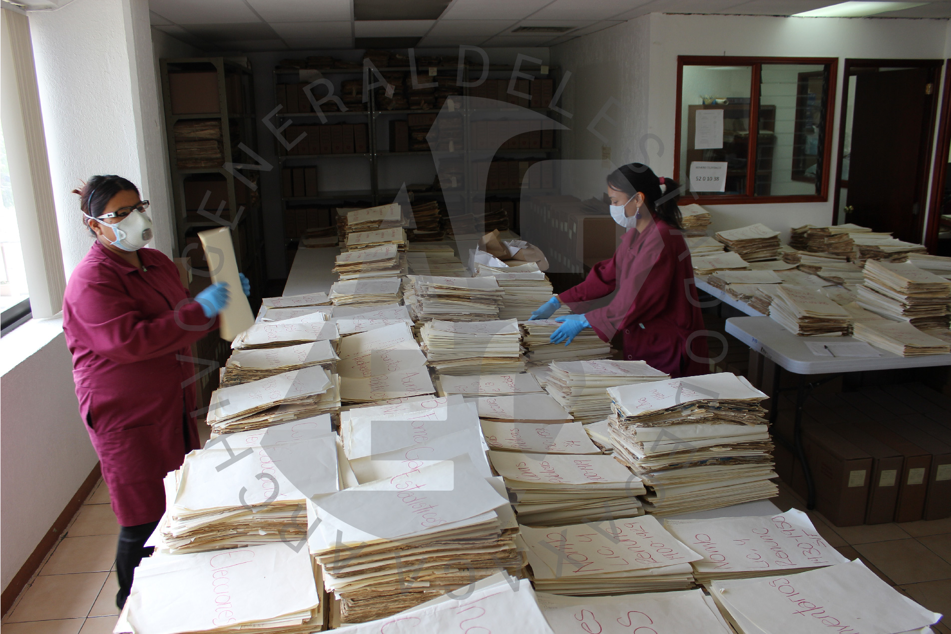 Archivo Histórico del AGEO, un sueño hecho realidad.