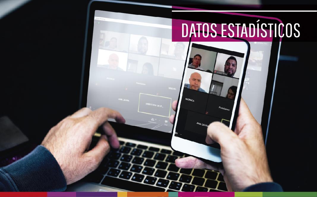 Datos estadísticos sobre capacitaciones y asesorías en el AGEO – Julio-Septiembre