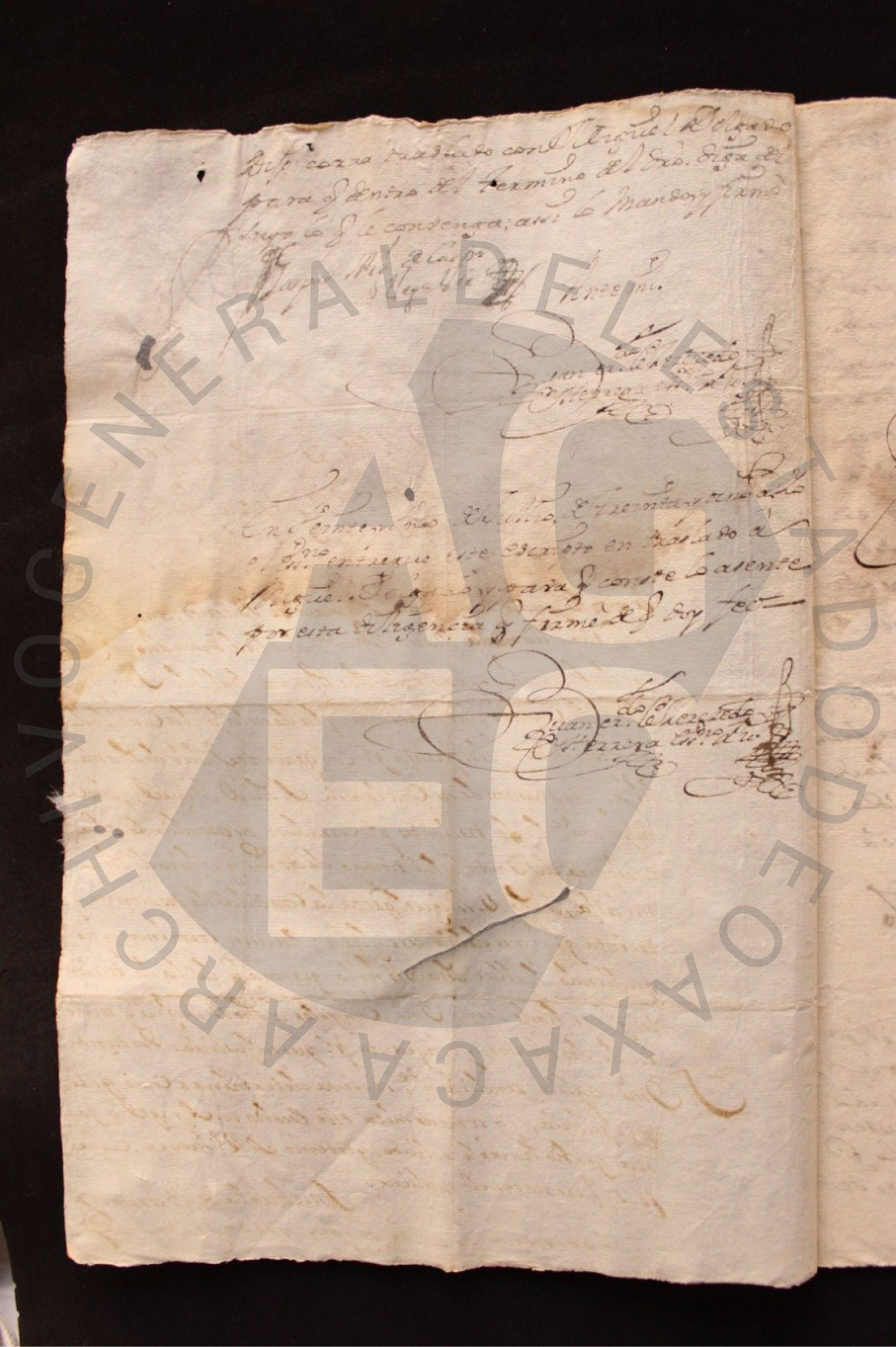 La esclavitud en la época colonial, los documentos históricos de Oaxaca como testimonio.