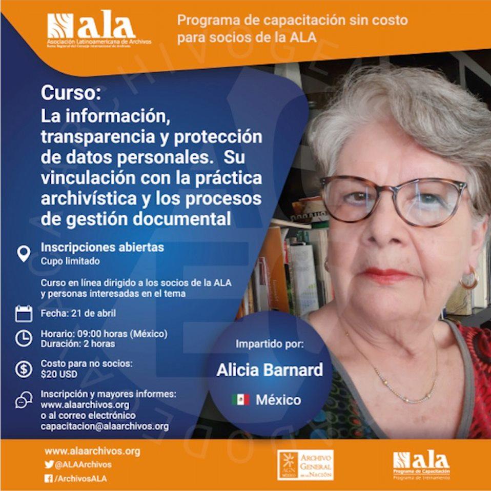 El AGEO y la asociación latinoamericana de archivos