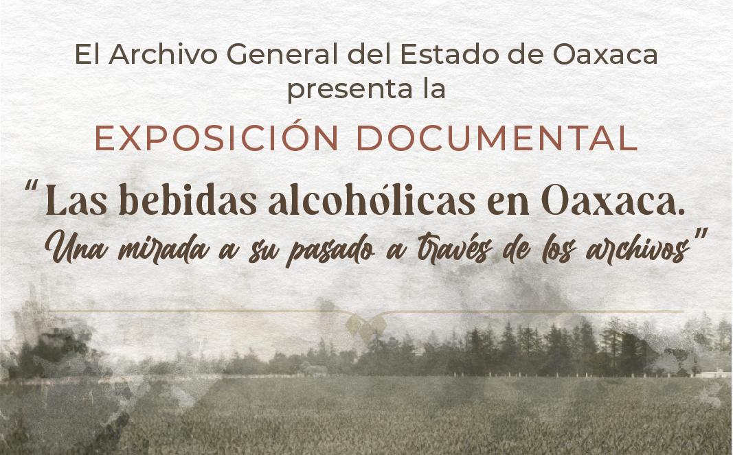 Las bebidas alcohólicas en Oaxaca