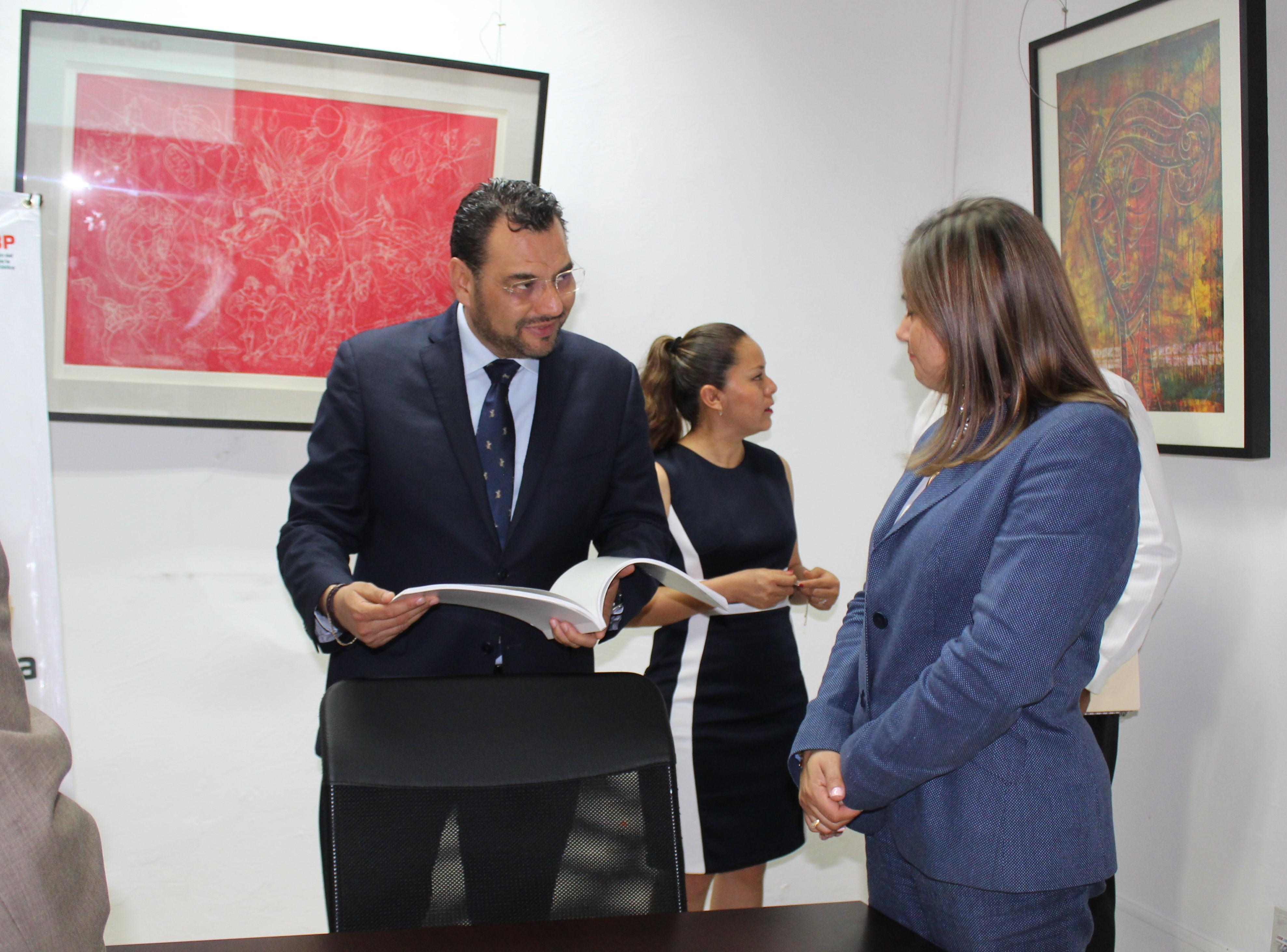PRIMERA SESIÓN ORDINARIA DEL PATRONATO DE LA APBP