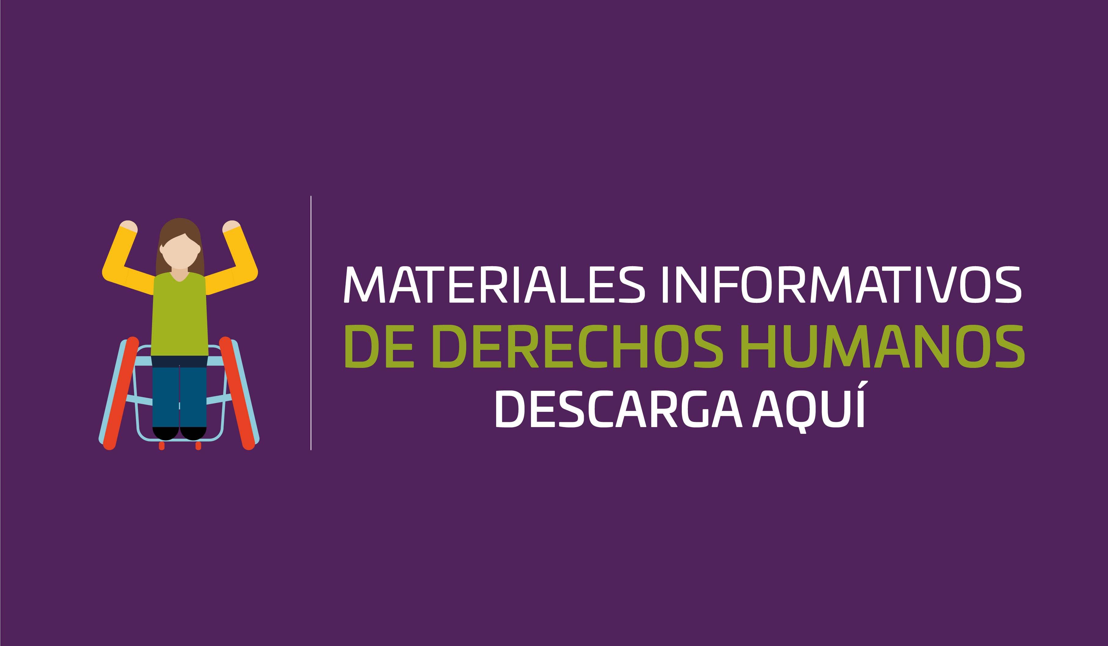 Guías informativas de Derechos Humanos