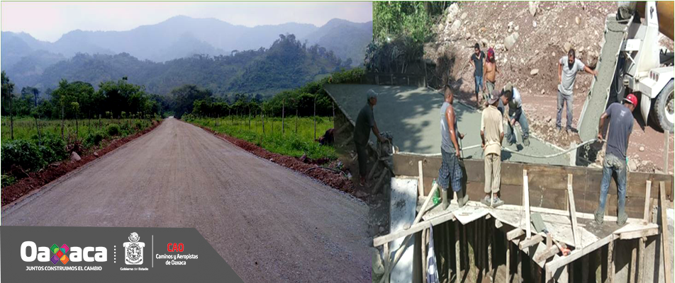 Moderniza CAO red carretera en región de la Cuenca.