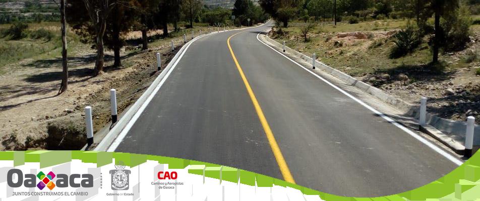 En la región mixteca se fortalece la conectividad: CAO.