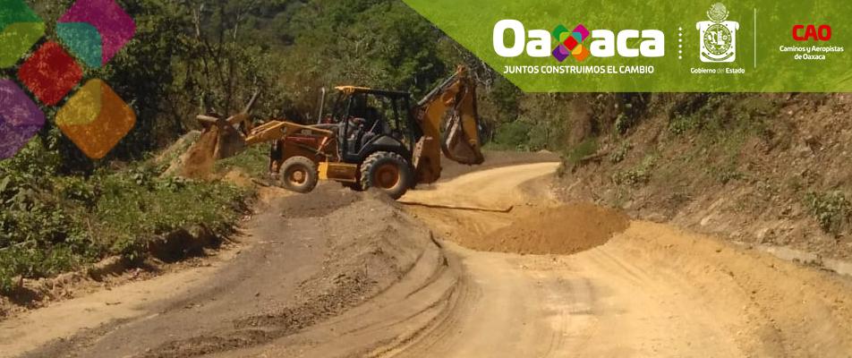 INICIAN TRABAJOS DE RECONSTRUCCION DEL VIDRIO A SAN GABRIEL MIXTEPEC.