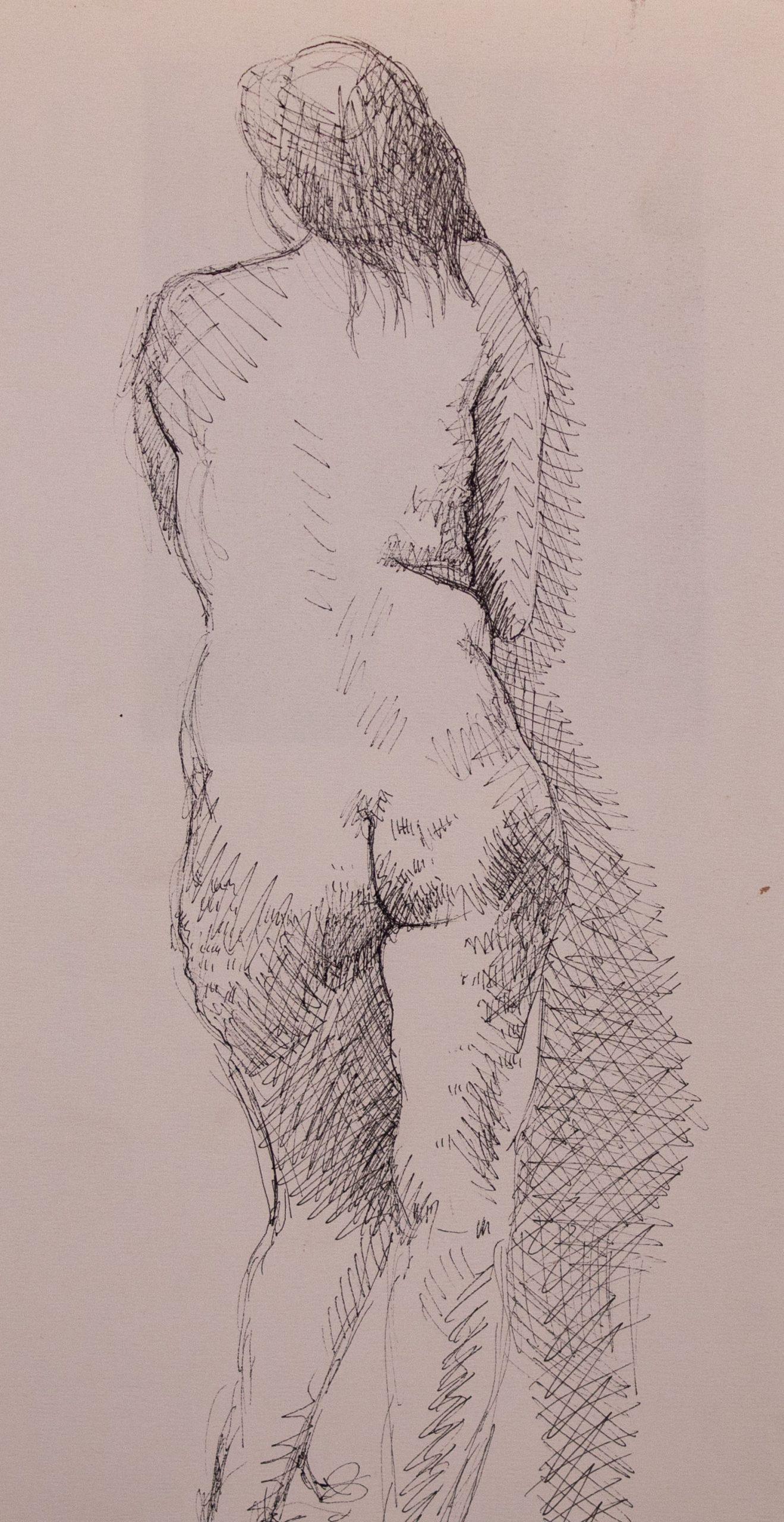 Tercera exposición pictórica – Cuadernos de dibujo, Siegrid Wiese