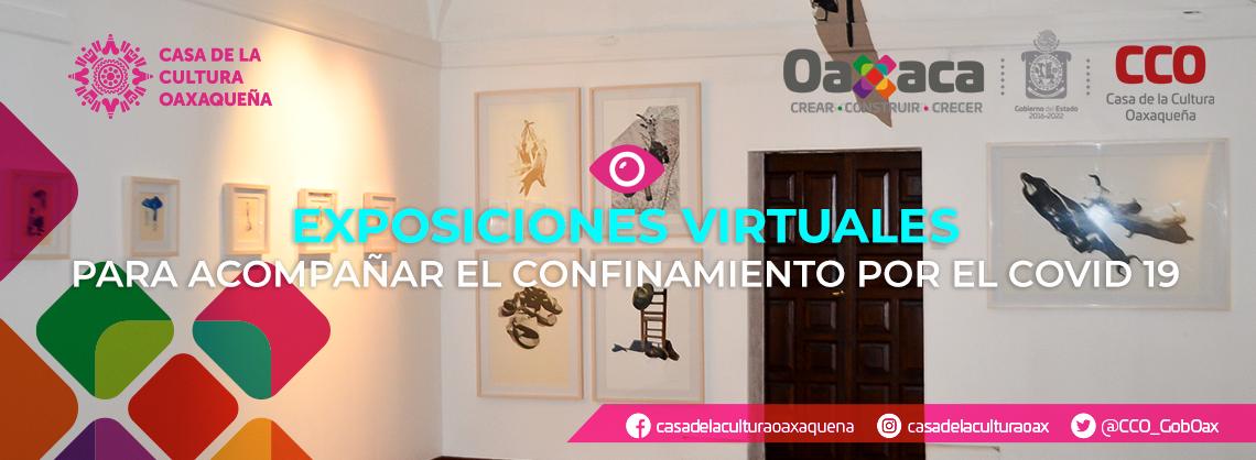 Exposiciones Virtuales para acompañar el confinamiento por el Covid-19