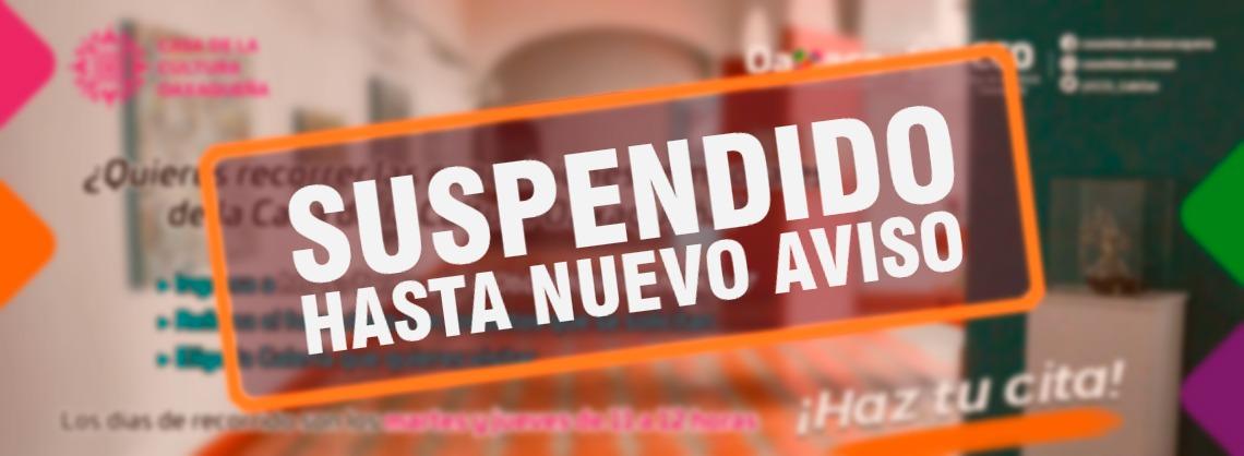 Agenda de visitas a las galerías de la Casa de la Cultura Oaxaqueña