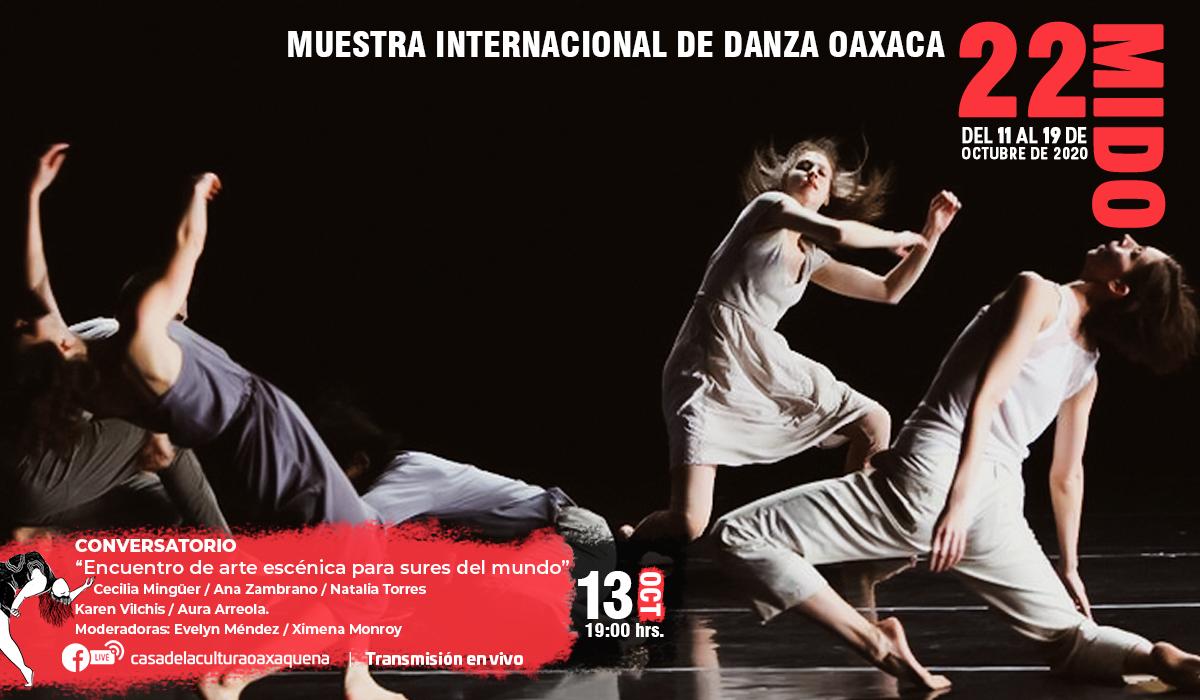 Impartirán en la 22 MIDO clase sobre clínica de la danza y conversatorio