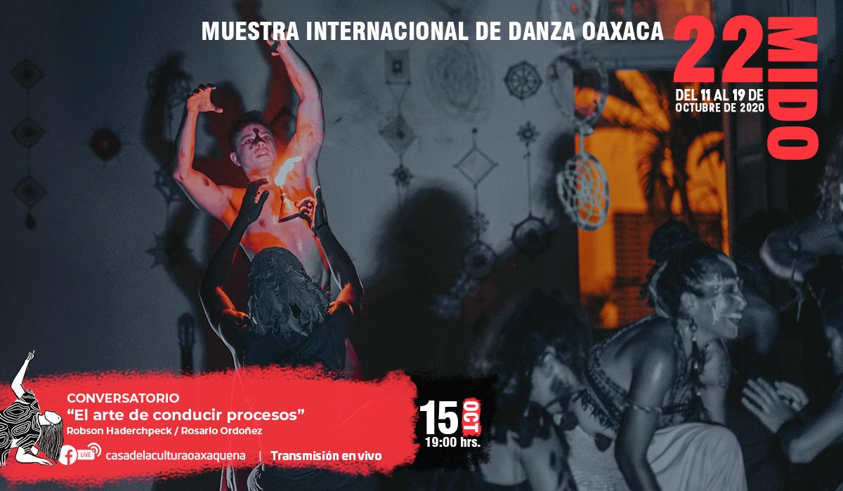 Robson Haderchpeck y Rosario Ordoñez conversarán en la 22 MIDO