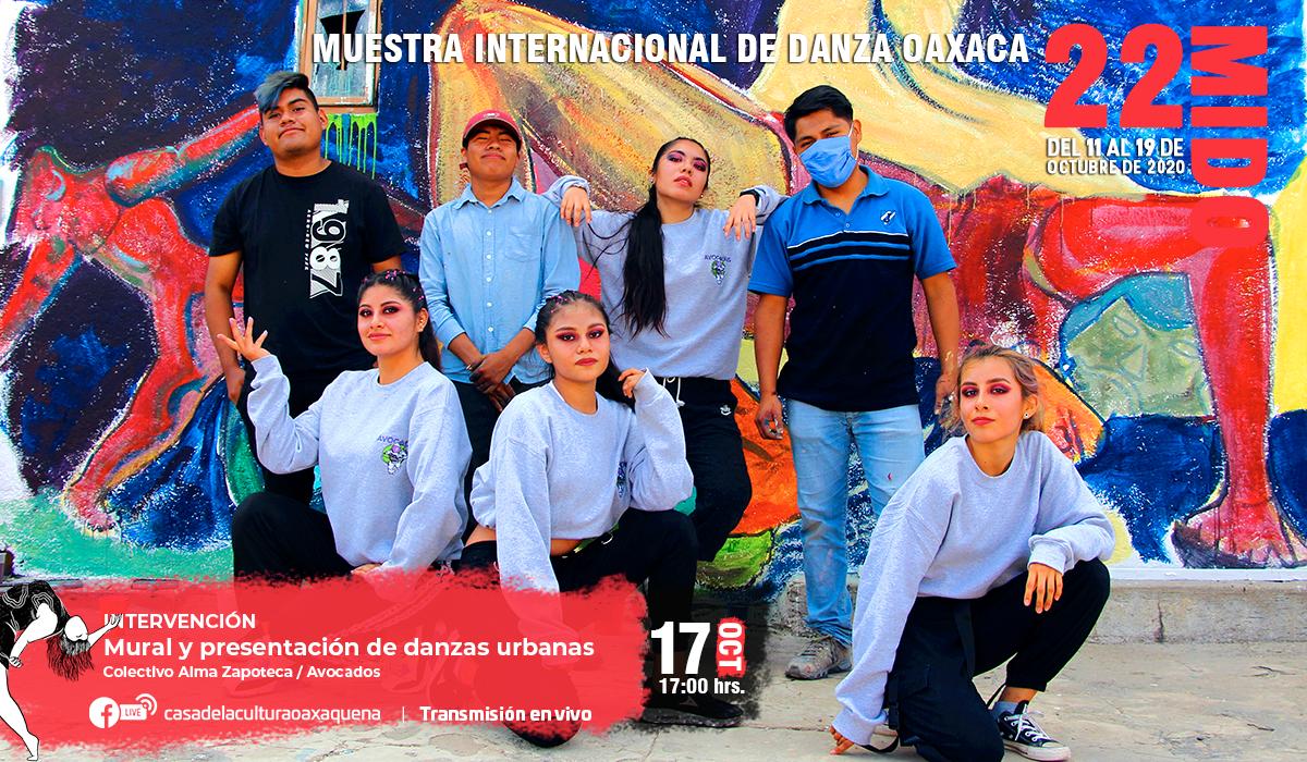 Mural y danzas urbanas, este domingo, en la MIDO