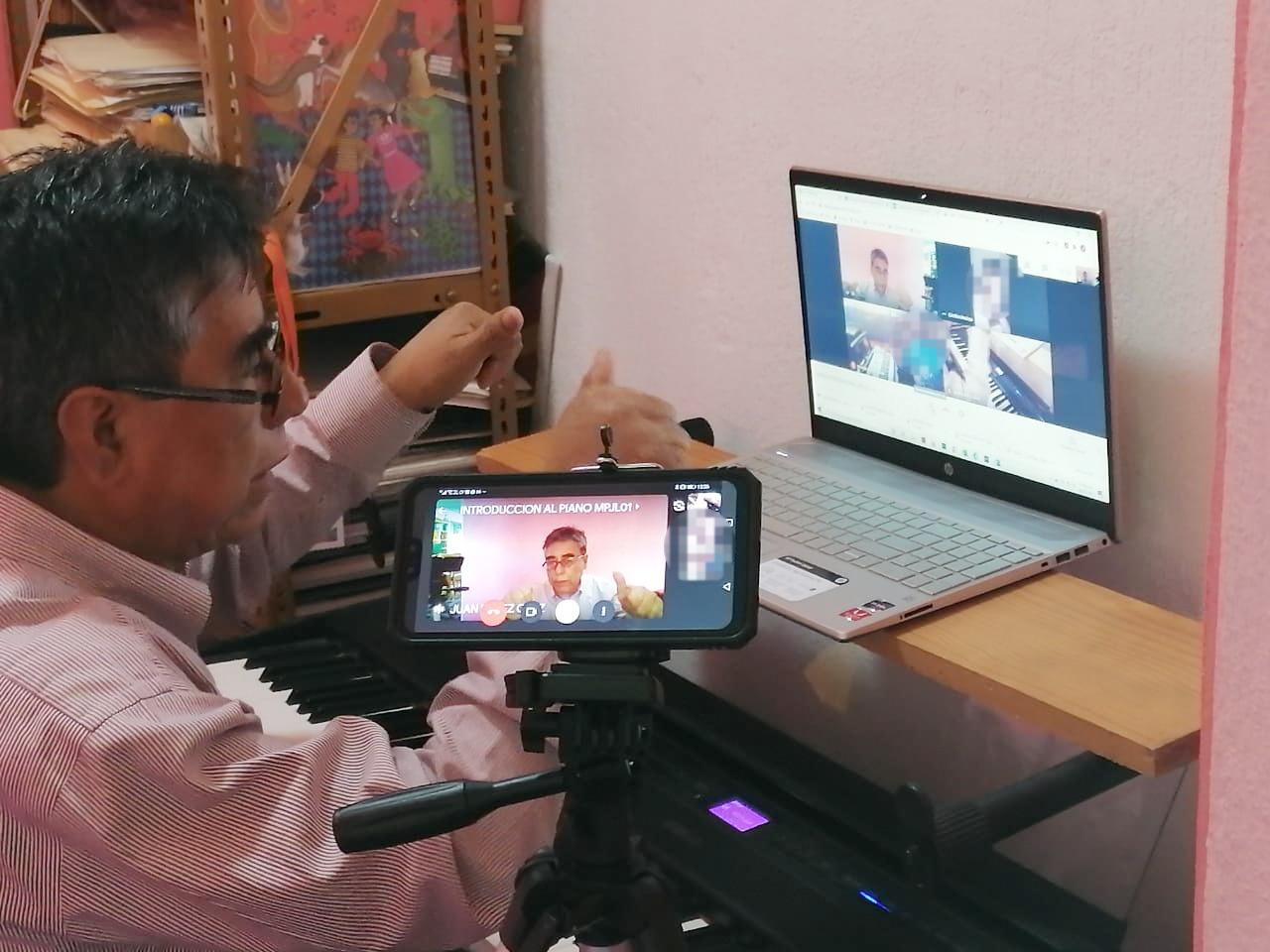Inician talleres artísticos de la Casa de la Cultura Oaxaqueña en la modalidad en línea