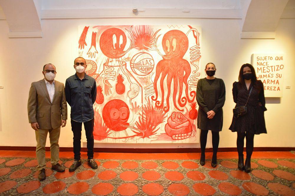 Destaca revista mundial de arte contemporáneo exposición de la Casa de la Cultura Oaxaqueña