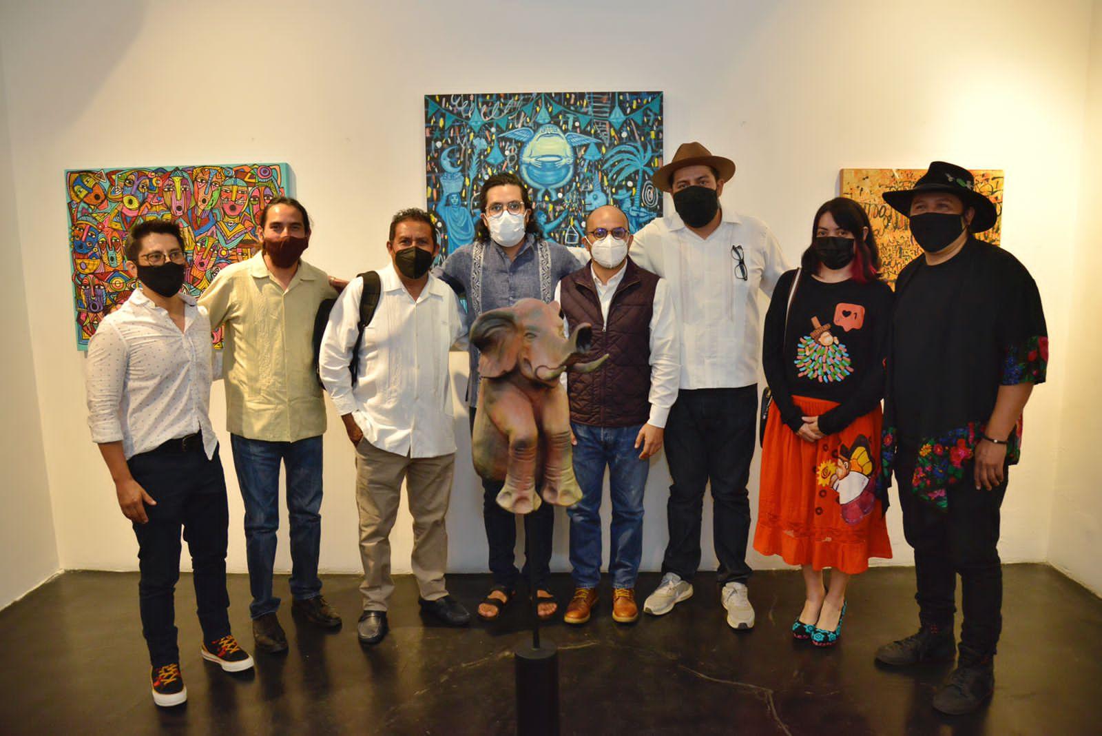 Celebra CCO apertura de nuevos espacios para la exhibición del arte en Oaxaca