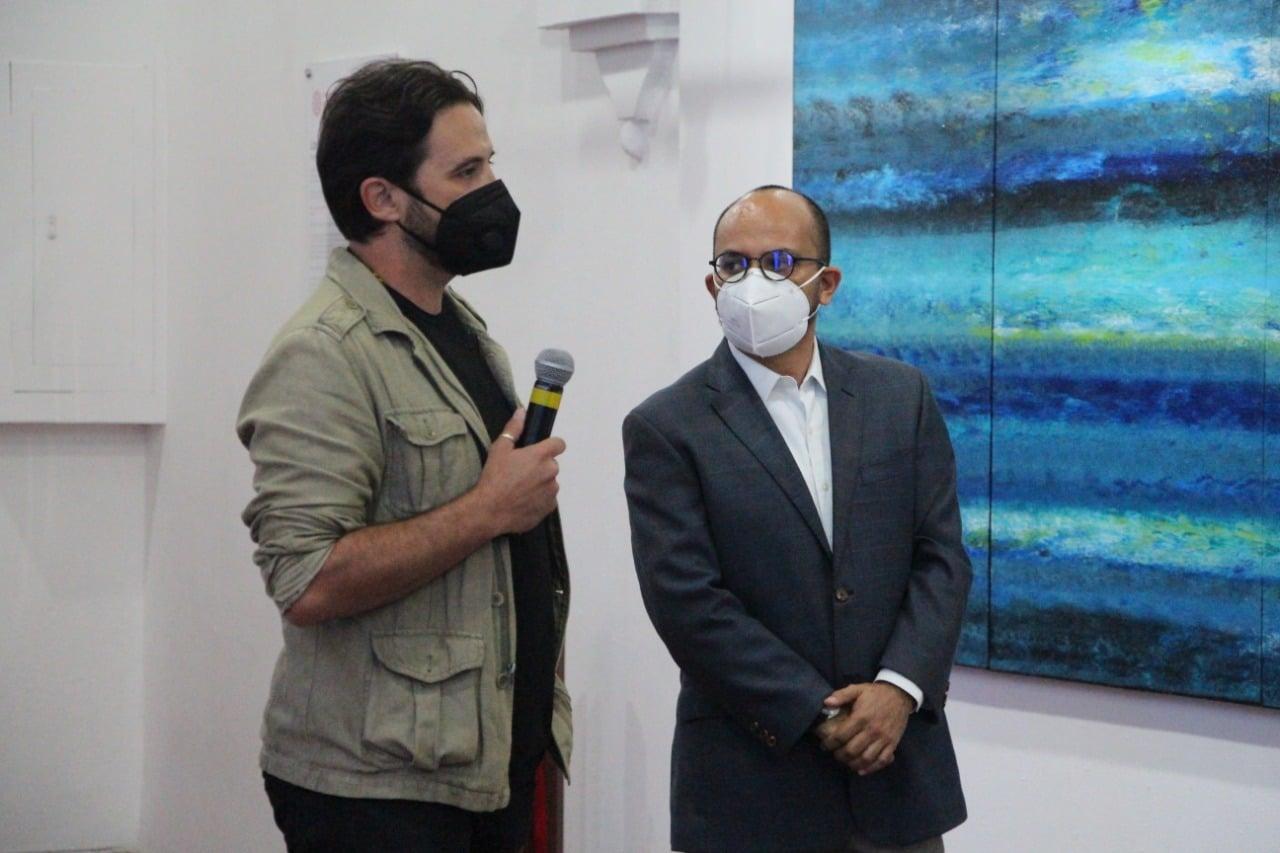 """""""Los colores del agua"""", exhibida en la CCO, viaja a la Bienal de la Fundación Modigliani, en Venecia"""