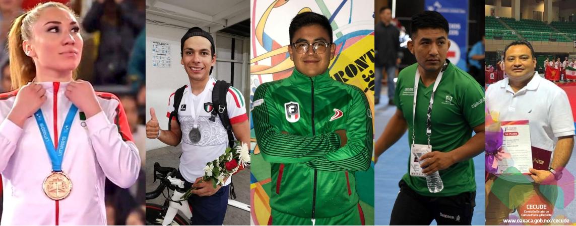Concluye convocatoria para participar por el  Premio Estatal de Deporte 2019