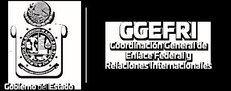 Coordinación General de Enlaces Federal y Relaciones Internacionales