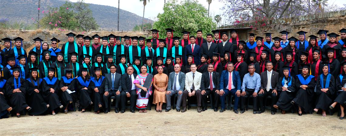 Ceremonia de Graduación de la Generación 2013-2018 del ITVO