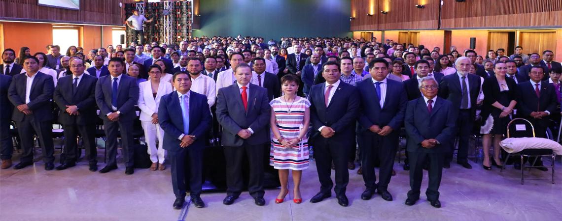 Inauguración del Congreso Internacional de Razonamiento Probatorio