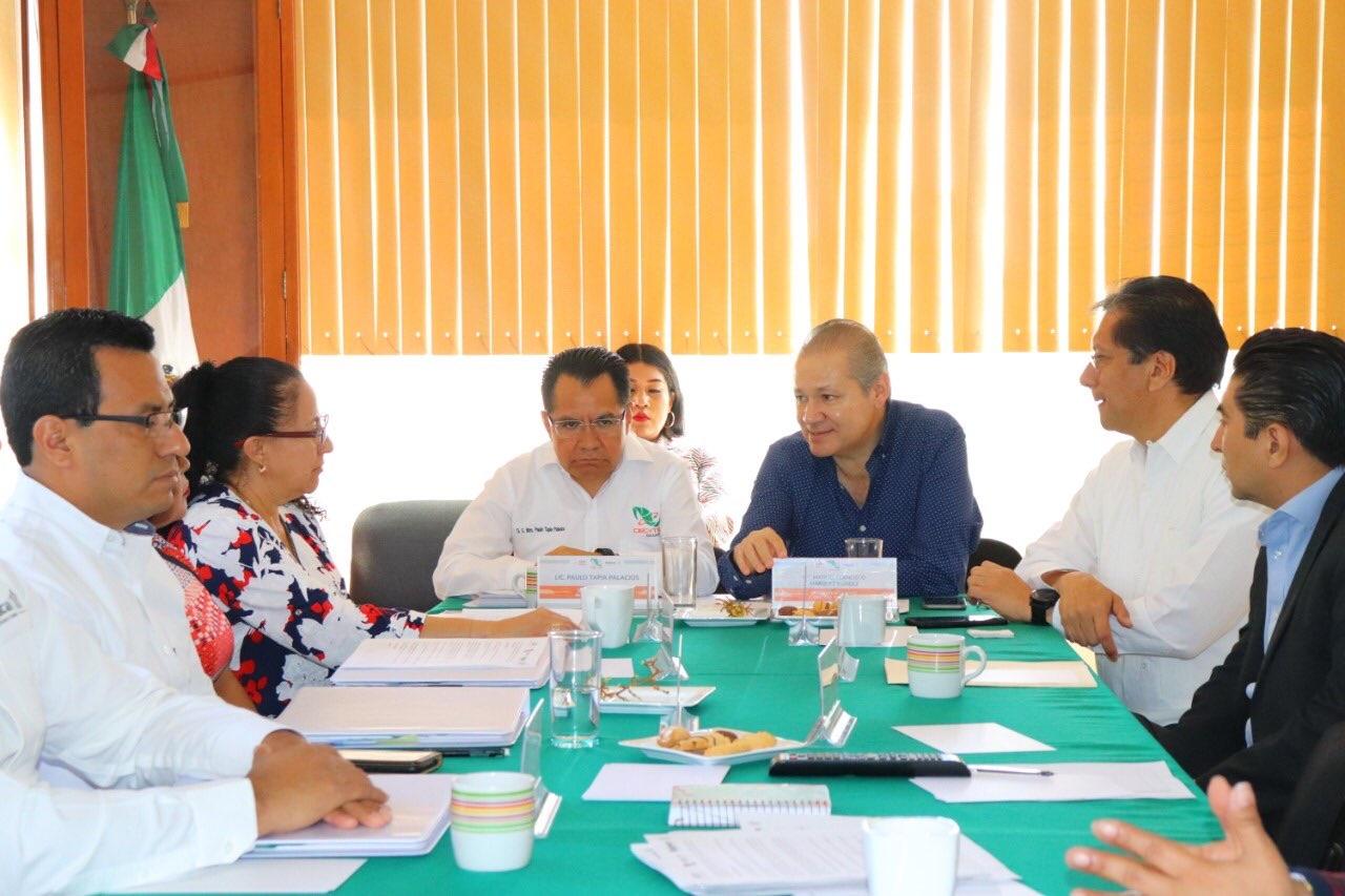 1ª Sesión Ordinaria de la Junta Directiva del CECYTEO