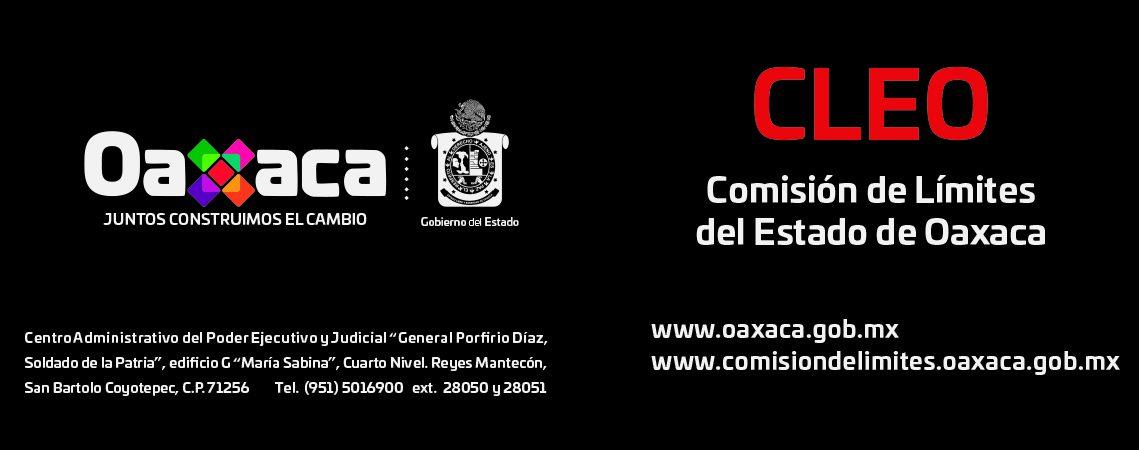 Comisión de Límites del Estado de Oaxaca
