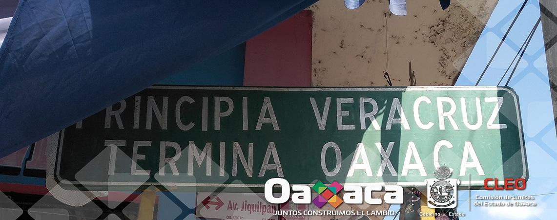 Personal de la Comisión de Límites del Estado de Oaxaca acude a los municipios de Acatlán de Pérez Figueroa, San Miguel Soyaltepec y Cosolapa Oaxaca, para desarrollar trabajos técnicos y recabar información del territorio Estatal.