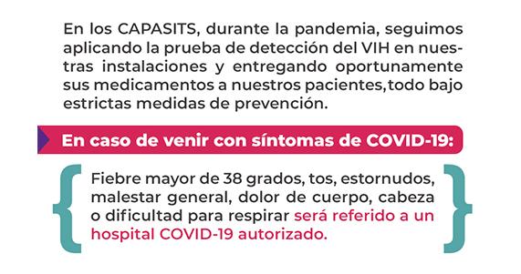 CAPASITS COVID-19