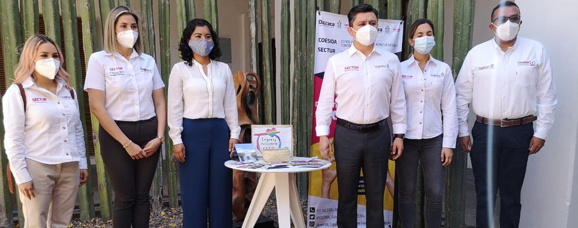 Conmemora Sectur y Coesida, día internacional del condón