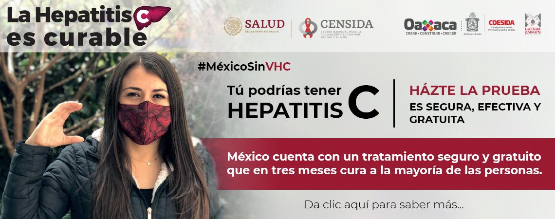 Información sobre la hepatitis C
