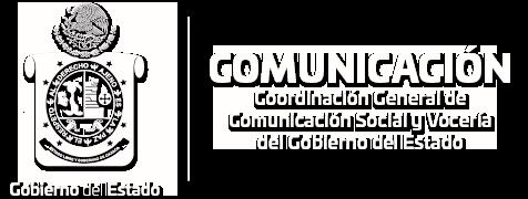 Coordinación General de Comunicación Social y Vocería del Gobierno del Estado