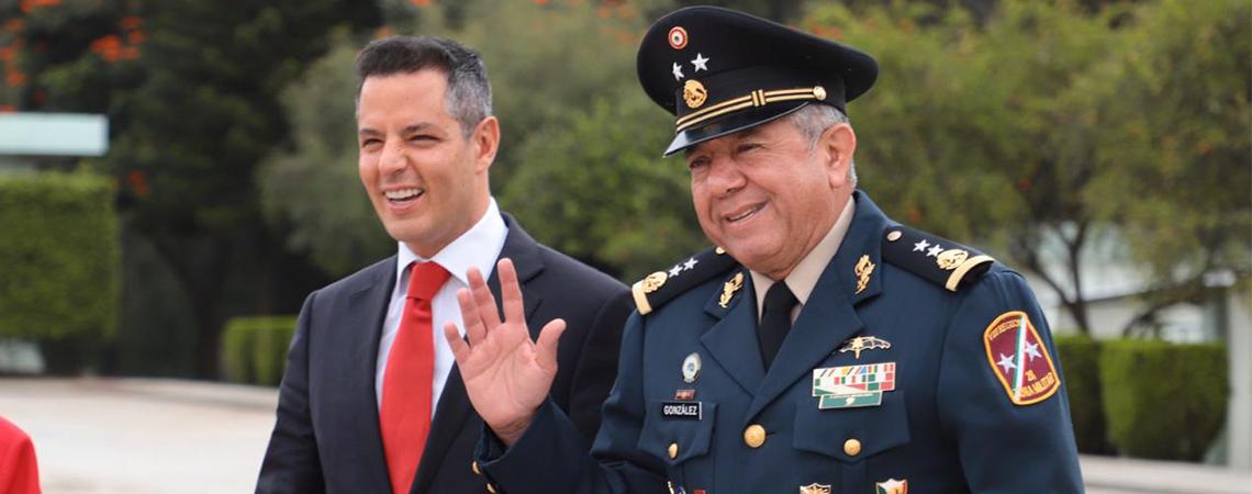 Designan a comandante de la Guardia Nacional en Oaxaca