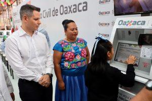 Actas De Nacimiento Digitales En Oaxaca Amh Coordinación