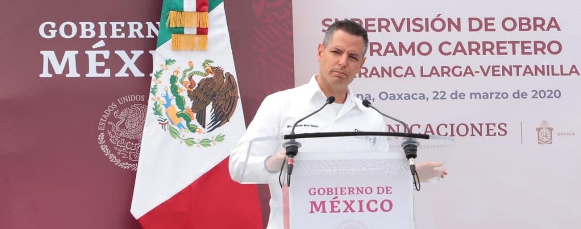 Carretera a la Costa, detonante para el desarrollo de Oaxaca: Alejandro Murat